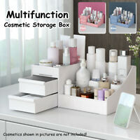 Makeup Storage Box Cosmetic Stationery Drawer Desktop Table Organiser Holder Q