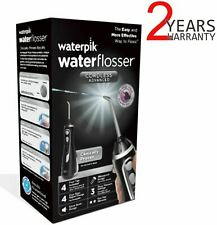 - Waterpik Cordless Advanced Water Flosser WP-562 (AU Charging Plug), Black