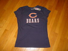 TEAM NFL CHICAGO BEARS  Football  Women JUNIOR T-Shirt NEW  ... XXLarge  XXL 2XL