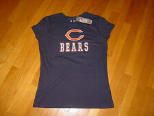 TEAM NFL CHICAGO BEARS  Football  Women JUNIOR T-Shirt NEW  sz...  XLarge  XL