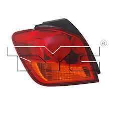 TYC 11-6458-00-1 Tail Light Lamp Rear Left Driver Side New Warranty