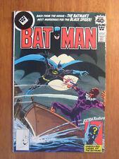 BATMAN #306, 1978 (FN+/VF-) Whitman copy!