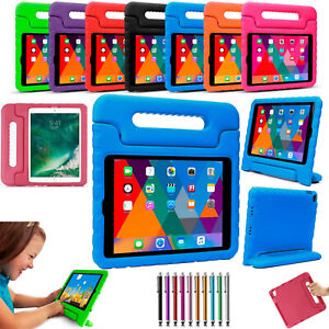 Touch Kids EVA Foam Handle Case Cover For iPad Pro 12.9'' Inch 2016 / 2017/ 2018