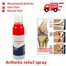 Pain Relief Spray Rheumatism Arthritis Muscle Sprain Knee Waist 2019 Pain best