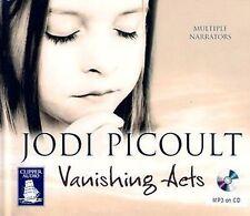 Jodi PICOULT / VANISHING ACTS     [ Audiobook ]