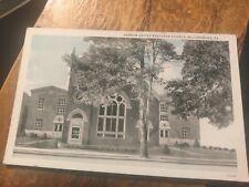 United Brethren Church Millersburg  PA Postcard