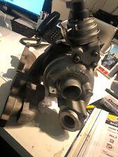 Refurbished VAG Volkswagen 1.6 TDI Garrett M12 Turbocharger Actuator & Manifold