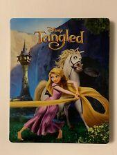 Tangled Best Buy Exclusive 4K UHD + Blu-ray SteelBook - No Digital