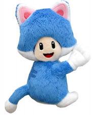Nintendo - Peluche Piccolo Toad gatto con manine Magnetiche