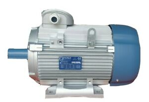 3 Phase Electric Motor 7.5kw 10HP 4 Pole 1450RPM IE2 High Efficency High Quality