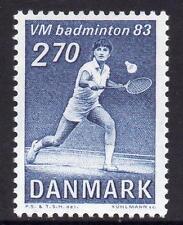 Denmark MNH 1983  Badminton World Championships