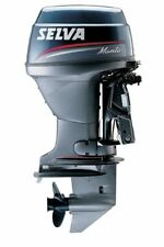 SELVA Manta 40 Outboard SERVICE & Parts Manual CD