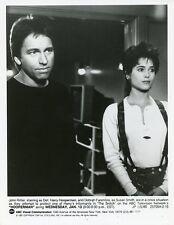 JOHN RITTER DEBRAH FARENTINO PORTRAIT HOOPERMAN ORIGINAL 1987 ABC TV PHOTO