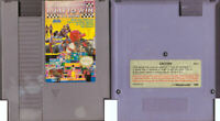 Formula One: Built to Win F-1 BTW - Nintendo NES - Tested - Cartridge Only