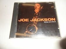 CD  Jackson Joe - Body And Soul