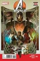 Avengers World #12 Marvel comics COVER A 1ST PRINT NOVA