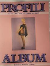 LILI ST. CRY: HER INTIMATE SECRET - Profili -Glamour International 2001
