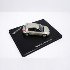 Renault Megane 2006 Diecast Car Model Toy 1:43