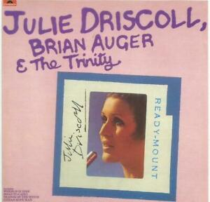 Julie Driscoll, Brian Auger & The Trinity Polydor CD album