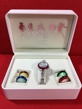 USJ Universal Studios Japan 2018 Limited Sailor Moon 5WAY Custom Breath Watch
