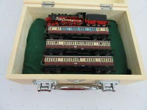 N - FLM 7888 Passenger Train Set Ruhrschnellverkehr II - LN in repl. Woodbox