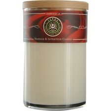 Romance Massage & Intention Soy Candle 12 oz Tumbler. A Blend Of Rose, Sandalwoo