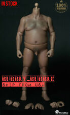 WorldBox 1/6 Durable Figure Plump Body AT018 For Hot Toys UFC WWE SHIP FROM USA