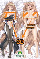 Ikaros Icarus Heaven Lost Property tj016 3D Breast Dakimakura body pillow case