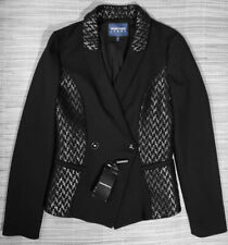 Emporio Armani women's black blazer size 44 (12UK see description)