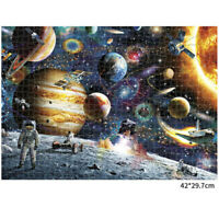 1000 Pieces Jigsaw Puzzles Educational Toys Puzzle Space Traveler Toy Game Gift