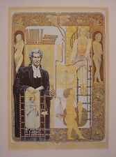 Man of Law by Luther Pokrant Limited Ed Print Great Canadian Print Company