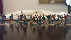 30MM FLAT ASSYRIAN WARRIORS (21)
