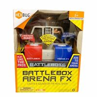 NIB Hexbug Battlebots Battlebox Arena FX Brand New Sealed