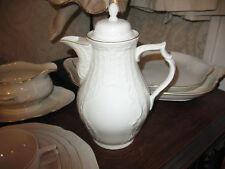 ROSENTHAL CLASSIC SANSSOUCI IVORY/GOLD  COFFEE POT