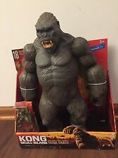 "KING KONG SKULL ISLAND 18"" MEGA FIGURE WALMART EXCLUSIVE"