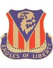 0114 Aviation Regiment Unit Crest (Eagles Of Liberty)