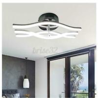Modern Acryl LED Deckenlampe Unterputz Lampe Kronleuchter Wohn-Schlafraum