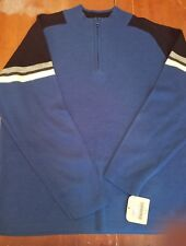 Canyon River Blues Men's Sweater NWT