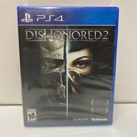 Dishonored 2: Playstation 4 [Brand New] PS4