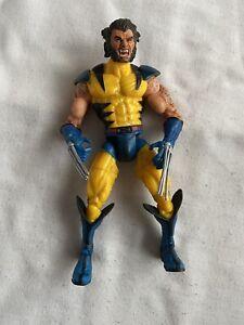 ToyBiz - Marvel Legends X-Men Series - Wolverine (Unmasked) Action Figure