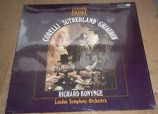Corelli/Sutherland/Bonynge GOUNOD Faust - Highlights - London OS 26139 SEALED