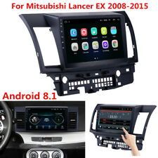 "10.1"" Car Android 8.1 Radio GPS Navi Stereo For Mitsubishi Lancer EX 2008-2015"