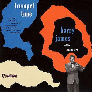 Trumpet Time [Columbia] by Harry James (CD, Mar-2006, Dutton Vocalion)