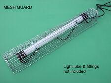 """24"""" UV LIGHT TUBE GUARD FOR SNAKE REPTILE VIVARIUM"""