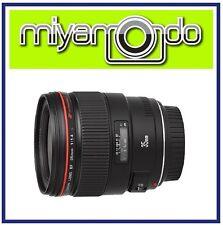 Canon EF 35mm f1.4 L USM Lens