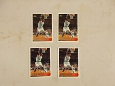 1996-97 TOPPS BASKETBALL LOT OF 6 CARDS #146 ANTOINE WALKER ROOKIE UNPICKED