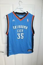 More details for kevin durant #35 oklahoma city thunder nba shirt adidas 2012 jersey adult size l