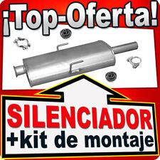 Silenciador Intermedio RENAULT ESPACE III 3.0 12V 24V 96-02 Centro Escape UUX