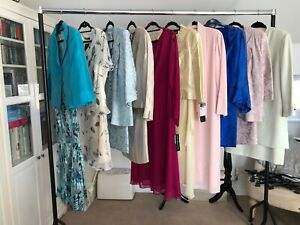 Joblot of 10 Designer Mother of the Bride/Wedding Guest Outfits Ex-Sample #5