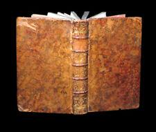 [PHILOSOPHIE THEOLOGIE ROUSSEAU] BERGIER - Le Déisme réfuté par lui-même. 1771.